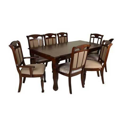 Eight Seater Dining Table Set