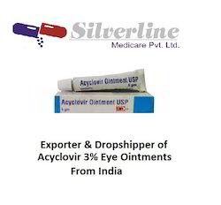 Acyclovir 3% Eye Ointments