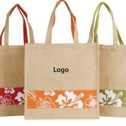 Eco - Friendly bags - Printed Paper Bags Exporter from Chennai