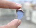 Labradorite Rough Stone Pendant