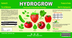 Hydroponics Nutrient B