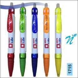 Plastic Opaque Banner Pen