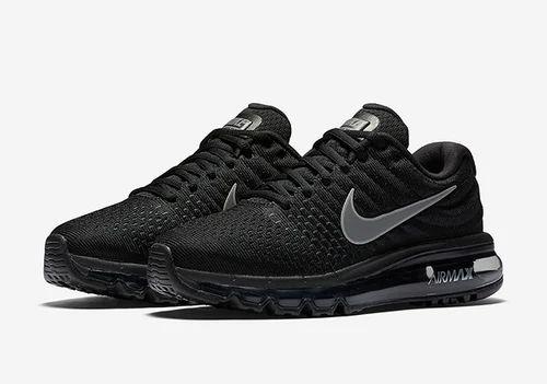 Black Nike Airmax 2017 Nike Shoe, Size