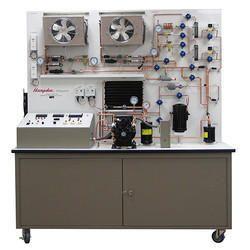 Vapour Absorption Refrigerator Test Rig