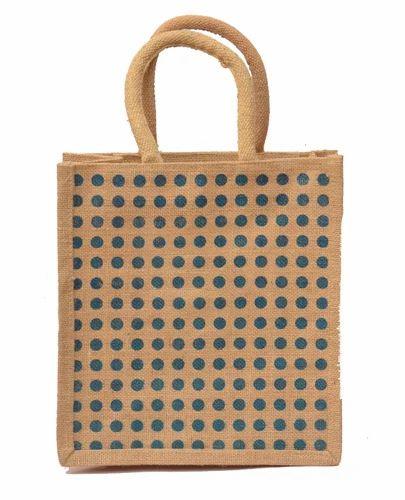 b61fe940d336 Jute Bags - Jute Bag Medium Size Lunch Cum Shopping Bag Manufacturer ...