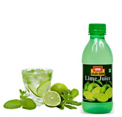 250 ml  Pure Lime Juice