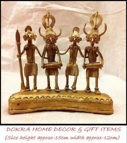 Handmade Corporate Gifts Home Decor Items Handmade Dokra Home