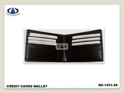 Black Credit Card Wallets
