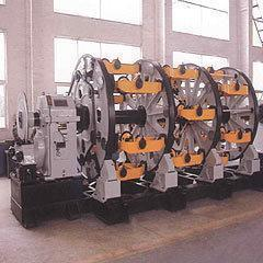 Stranding Armouring Anti Torsion Machine