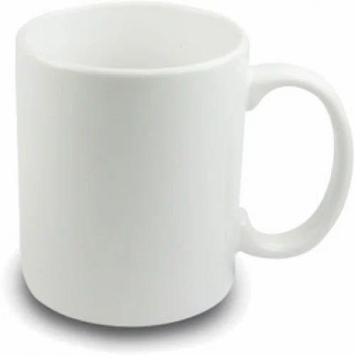 Plain Ceramic Mug