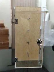 Acrylic Box With Lock