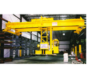 Supported Stacker Crane
