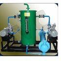 Close Loop Water Re-Circulation System of Two Stage Vacuum Pump