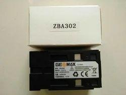 GEOMAX ZBA301, ZBA302 Battery