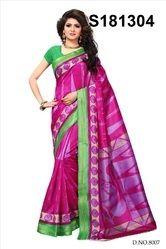 Hit Design Bhagalpuri Silk Sarees