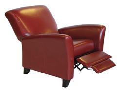 Leather Club Chairs Recliner