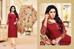 3/4 Sleeve Khwaish Salwar Suit Fabric