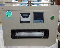 Plastic id card machine fusing machine manufacturer from delhi fusing machine colourmoves