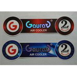 Logo Vinyl Stickers