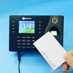 Proximity Card Based Attendance System