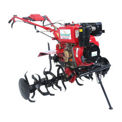 Greenland Power Tiller