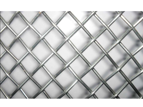 Crimped Wire Mesh - Double Crimped Wire Mesh Manufacturer from Delhi