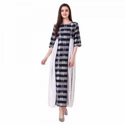 Ikaat Ladies Maxi Dress