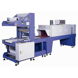 Semi Automatic Bulk Shrink Wrapping Machine