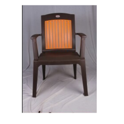 Plastic Chair -Matt Finish