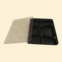 002-1507 Black Tray