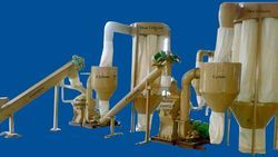 Single Stage Spice Grinding Machine