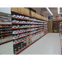 Shoes Store Wall Unit