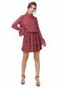 Printed Short Dress For Women