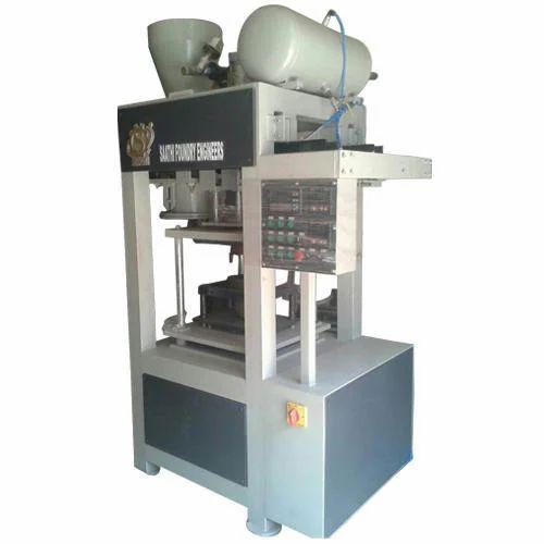 Multi Cavity Shell Moulding Machine