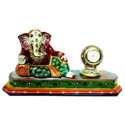 Meena Ganesha With Watch