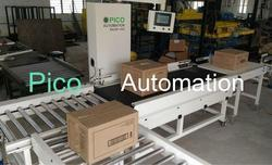 Checkweigher for Master Cartons