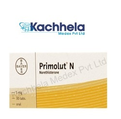 Norethisterone manufacturers suppliers exporters for Primolut n tablet use