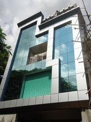 Elevation ACP And Glazing Work