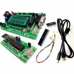8051/AVR USB ISP Programmer with ZIF