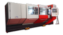 STH-400-1000 CNC Lathe Machine