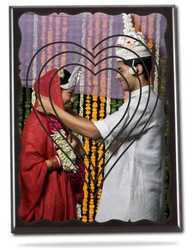 HBM-3D-Heart Heard Board Plaque
