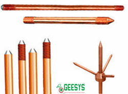 Copper Bonded Ground Rods  sc 1 st  Geesys Technologies : sectional ground rod - Sectionals, Sofas & Couches