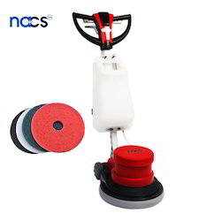 Single Disc Cleaning Machine