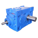 Double Helical Gears And Helical Gearbox