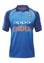 Team India Oppo Jersey