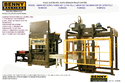 FULLY AUTOMATIC FLYASH BRICK MACHINE PALLET SKATER SYSTEM