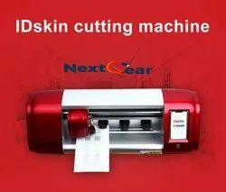 Mobile ID skin Cutting Machine