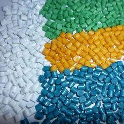 Coloured PVC Granules