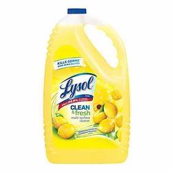 Lemon Lysol
