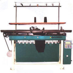 Sleeves Knitting Machine